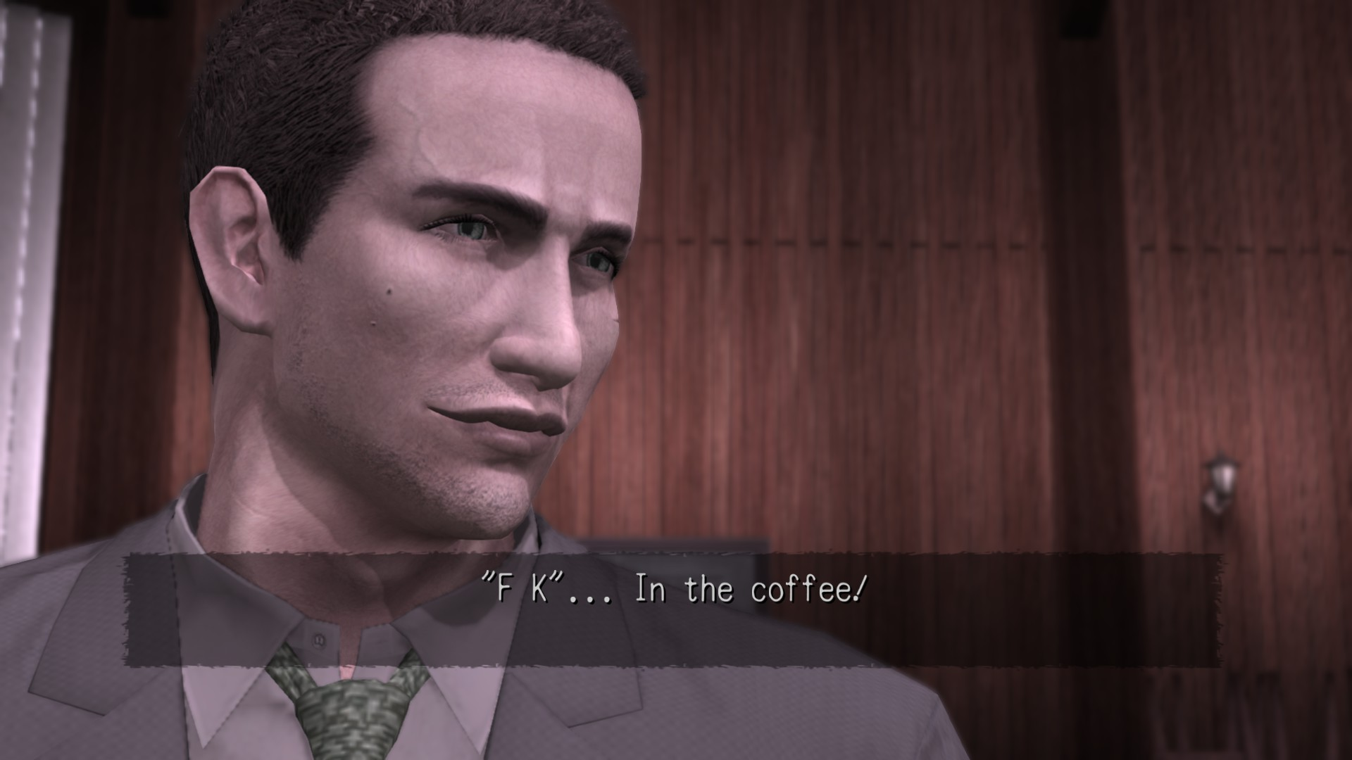 Screenshot for the game Deadly Premonition - Director's Cut (2013) PC | RePack от R.G. Механики