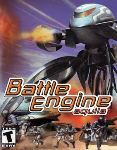 Cover Battle Engine Aquila (2003) PC | RePack от R.G. Механики