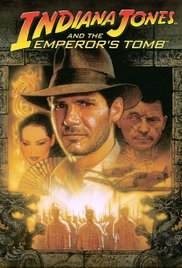 Poster Indiana Jones and the Emperor's Tomb (2003)