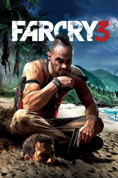 Cover Far Cry 3 [v.1.05] (2012) PC | RePack от R.G. Механики