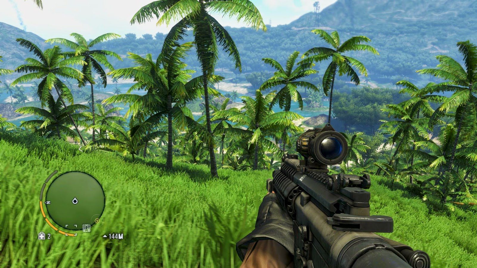 Screenshot for the game Far Cry 3 [v.1.05] (2012) PC | RePack от R.G. Механики