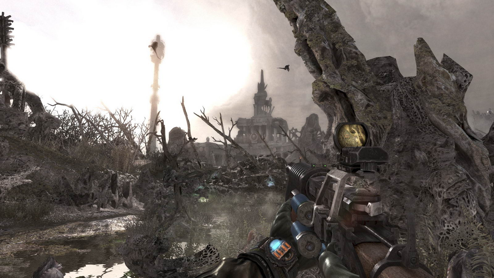 Screenshot for the game Metro: Last Light (2013) РС | RePack от R.G. Механики