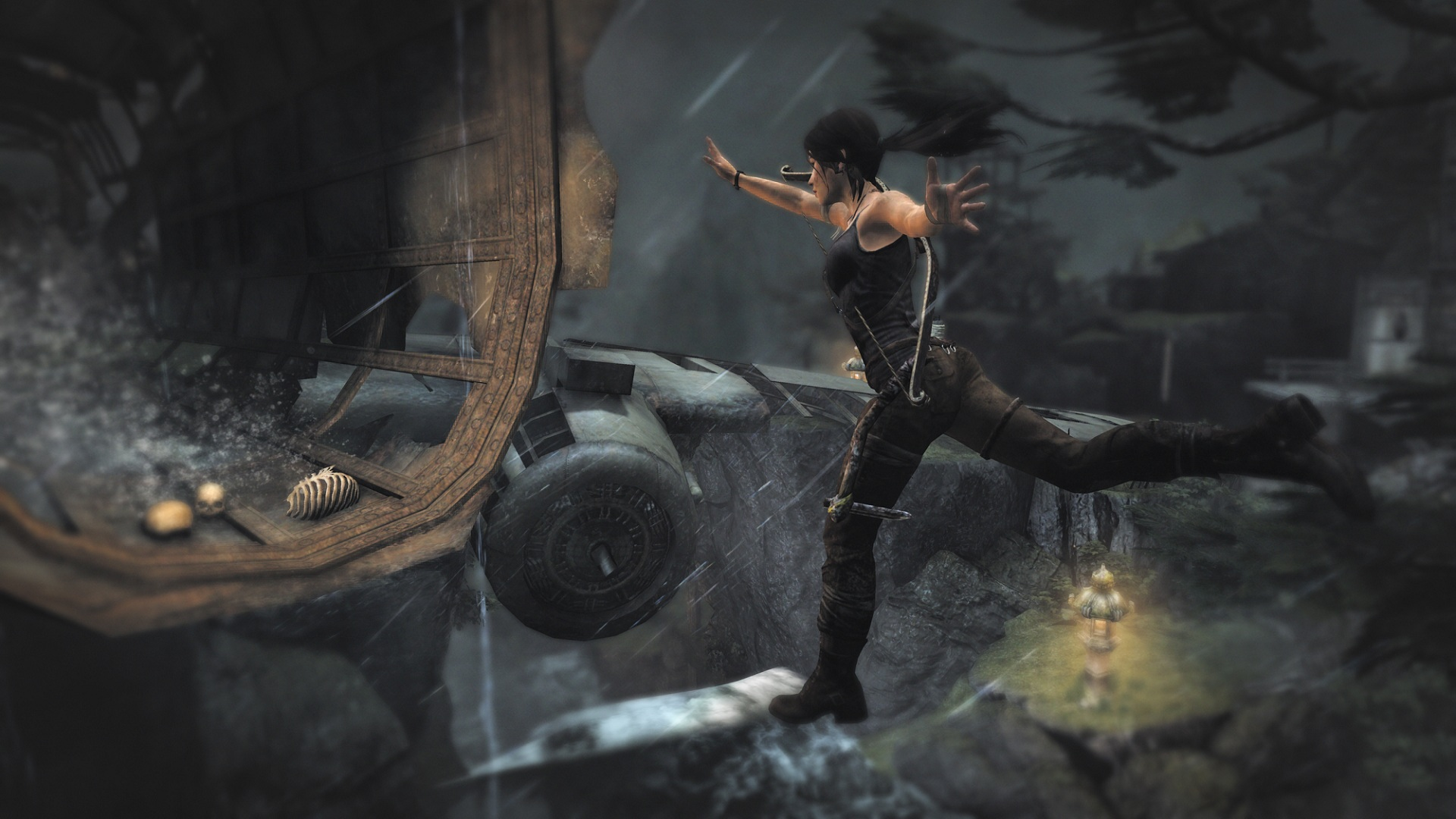 Screenshot for the game Tomb Raider (2013) PC | RePack от R.G. Механики