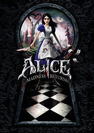 Cover Alice: Madness Returns
