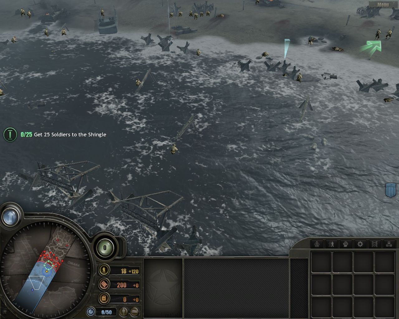 Screenshot for the game Company of Heroes - New Steam Version (2013) PC | RePack от R.G. Механики