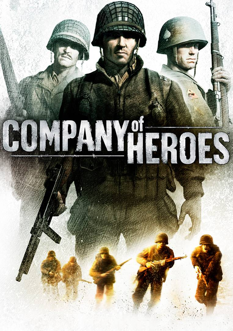 Cover Company of Heroes - New Steam Version