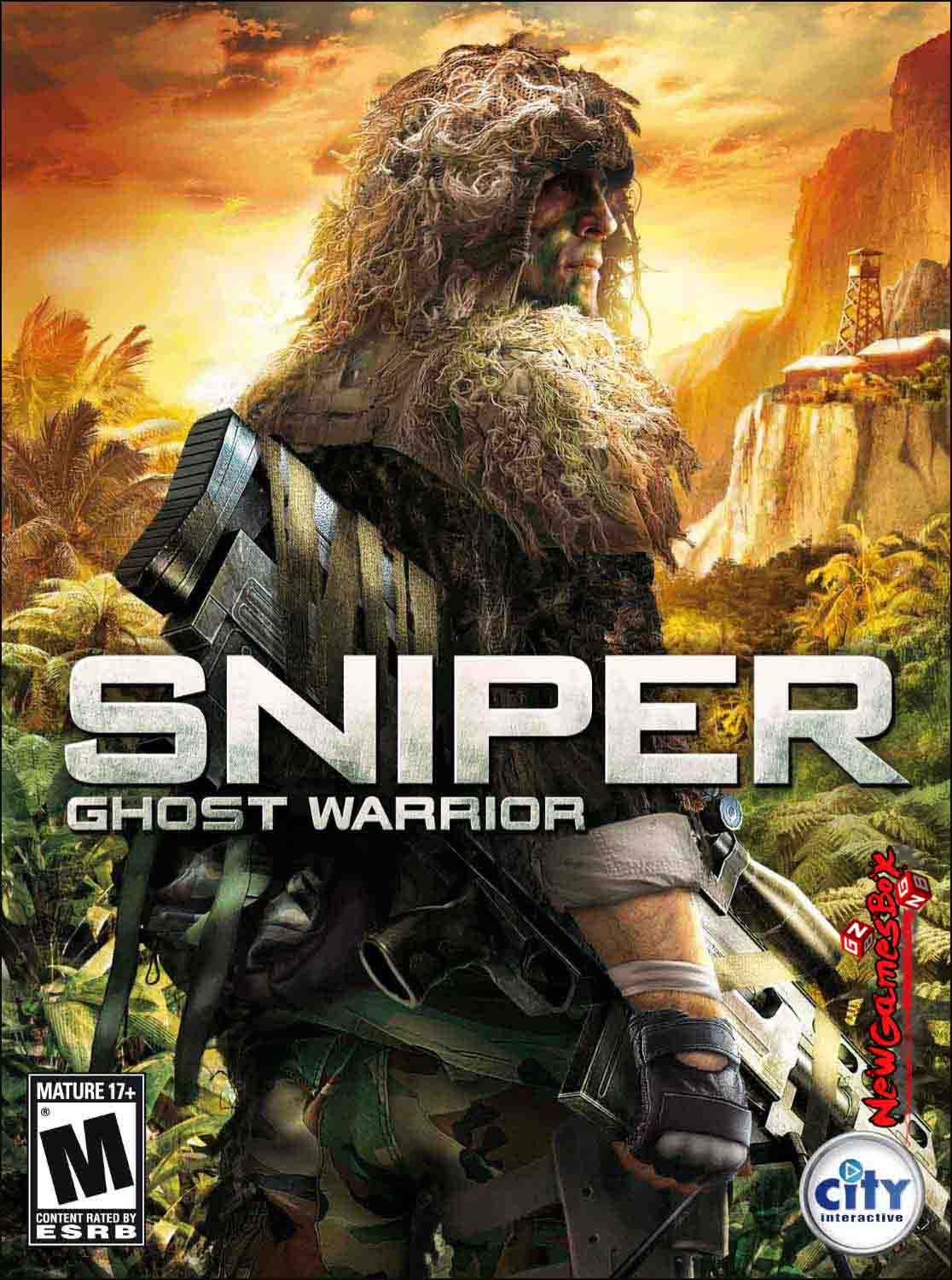 Cover Sniper: Ghost Warrior - Gold Edition (2010) PC | RePack от R.G. Механики
