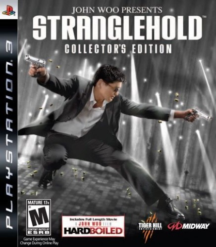 Poster Stranglehold: Collector's Edition (2007)
