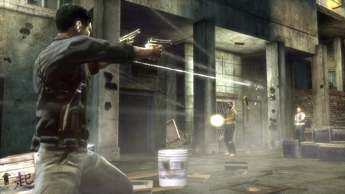 Screenshot for the game Stranglehold: Коллекционное издание / Stranglehold: Collector's Edition (2007) PC | RePack от R.G.Механики