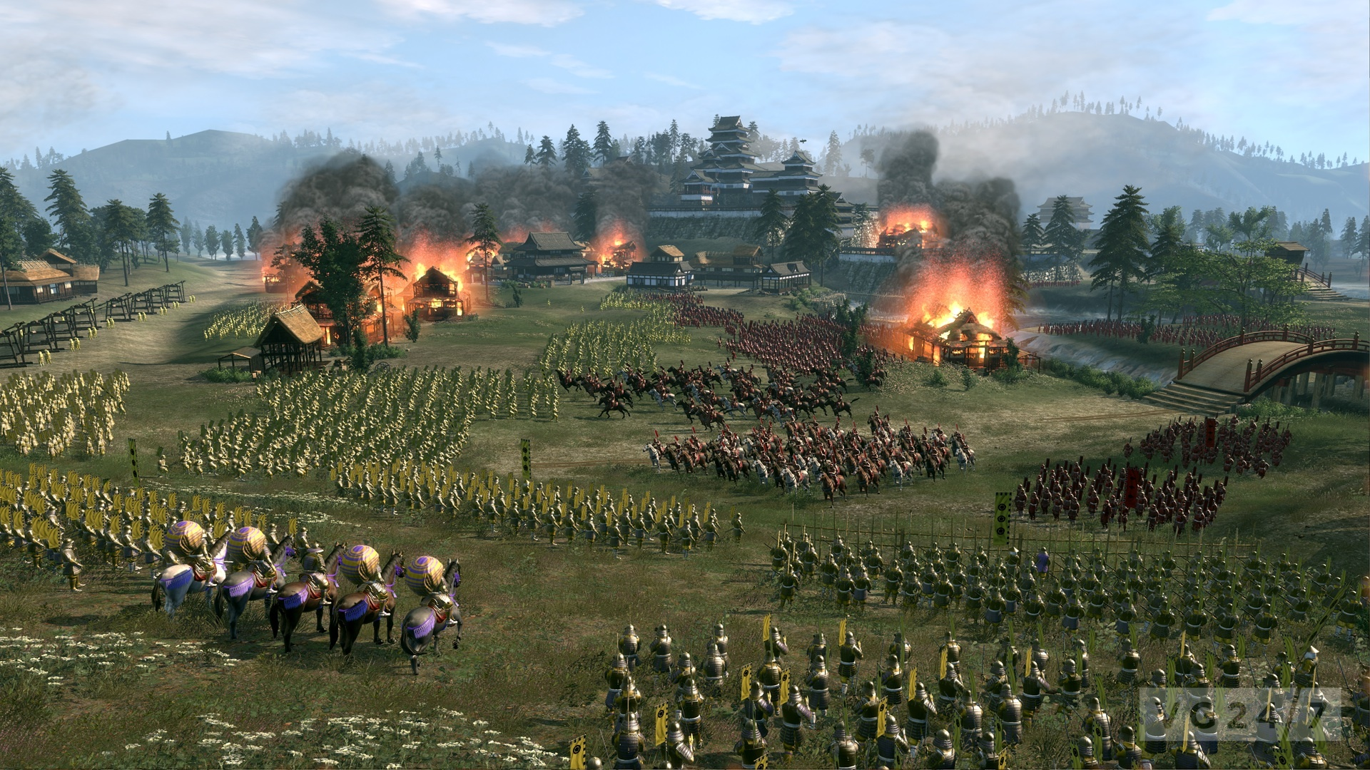 Screenshot for the game Total War: Антология (2001-2011) PC | RePack от R.G. Механики