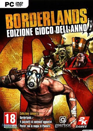 Cover Borderlands: Game of the Year Edition (2010) PC | RePack от R.G. Механики