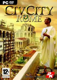 Cover CivCity: Rome (2008) PC | RePack от R.G. Механики