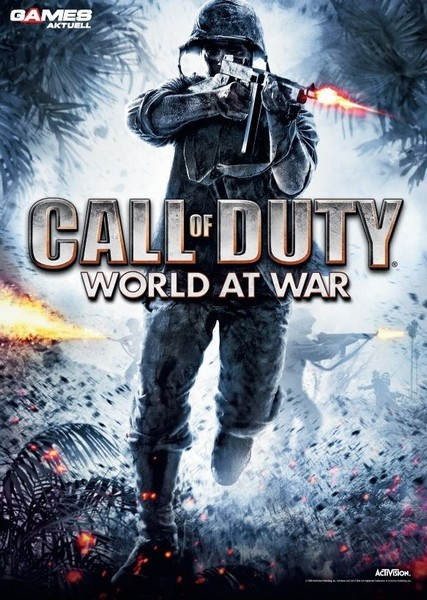 Cover Call of Duty: World at War (2008) PC | RePack от R.G. Механики