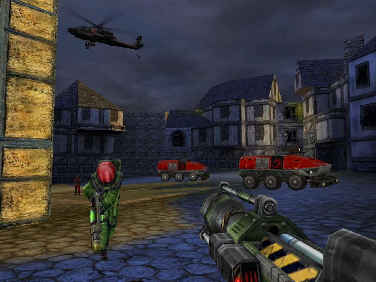 Screenshot for the game Command & Conquer - Антология (1995-2002) PC | RePack от R.G. Механики