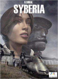 Cover Syberia - Anthology