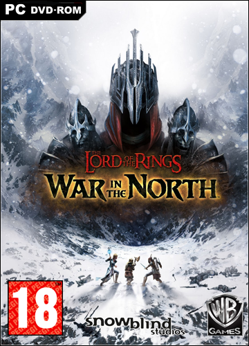 Cover Lord Of The Rings: War In The North (2011) PC | RePack от R.G. Механики