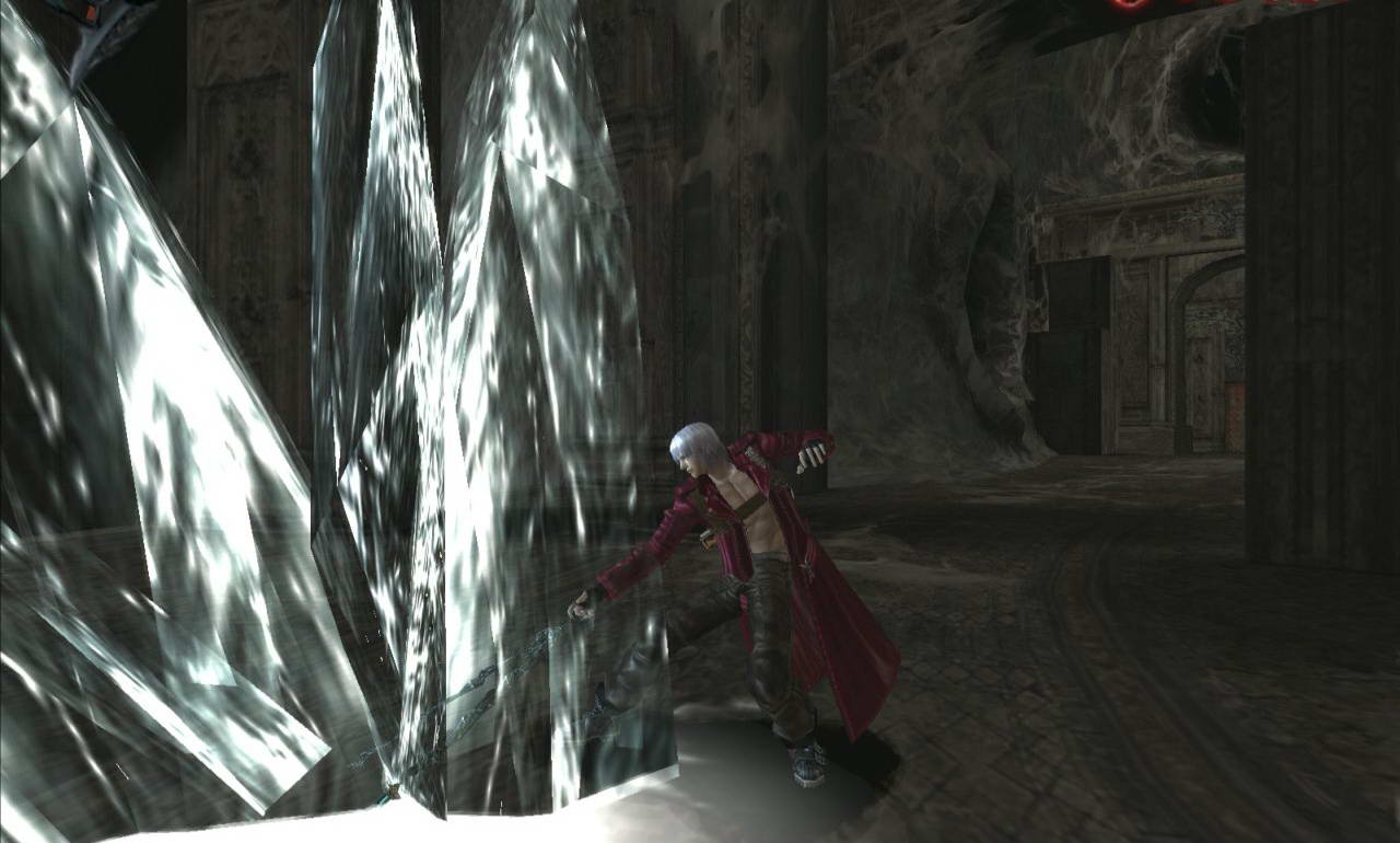 Screenshot for the game Devil May Cry 3: Dantes Awakening. Special Edition (2007) PC | RePack от R.G. Механики