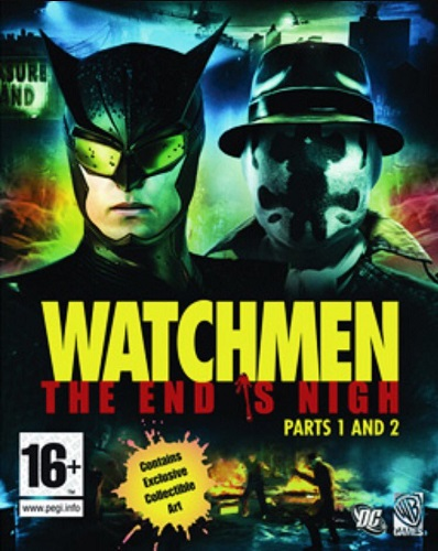 Cover Watchmen: The End is Nigh - Complete Collection (2009) PC | RePack от R.G. Механики