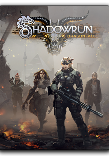 Cover Shadowrun: Dragonfall - Director's Cut (2014) PC | RePack от R.G. Механики
