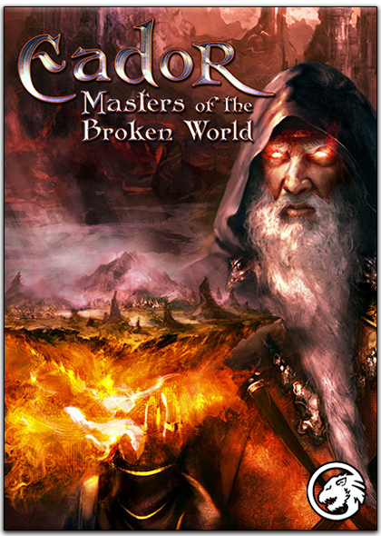 Cover Eador: Masters of the Broken World
