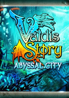 Poster Valdis Story: Abyssal City (2013)