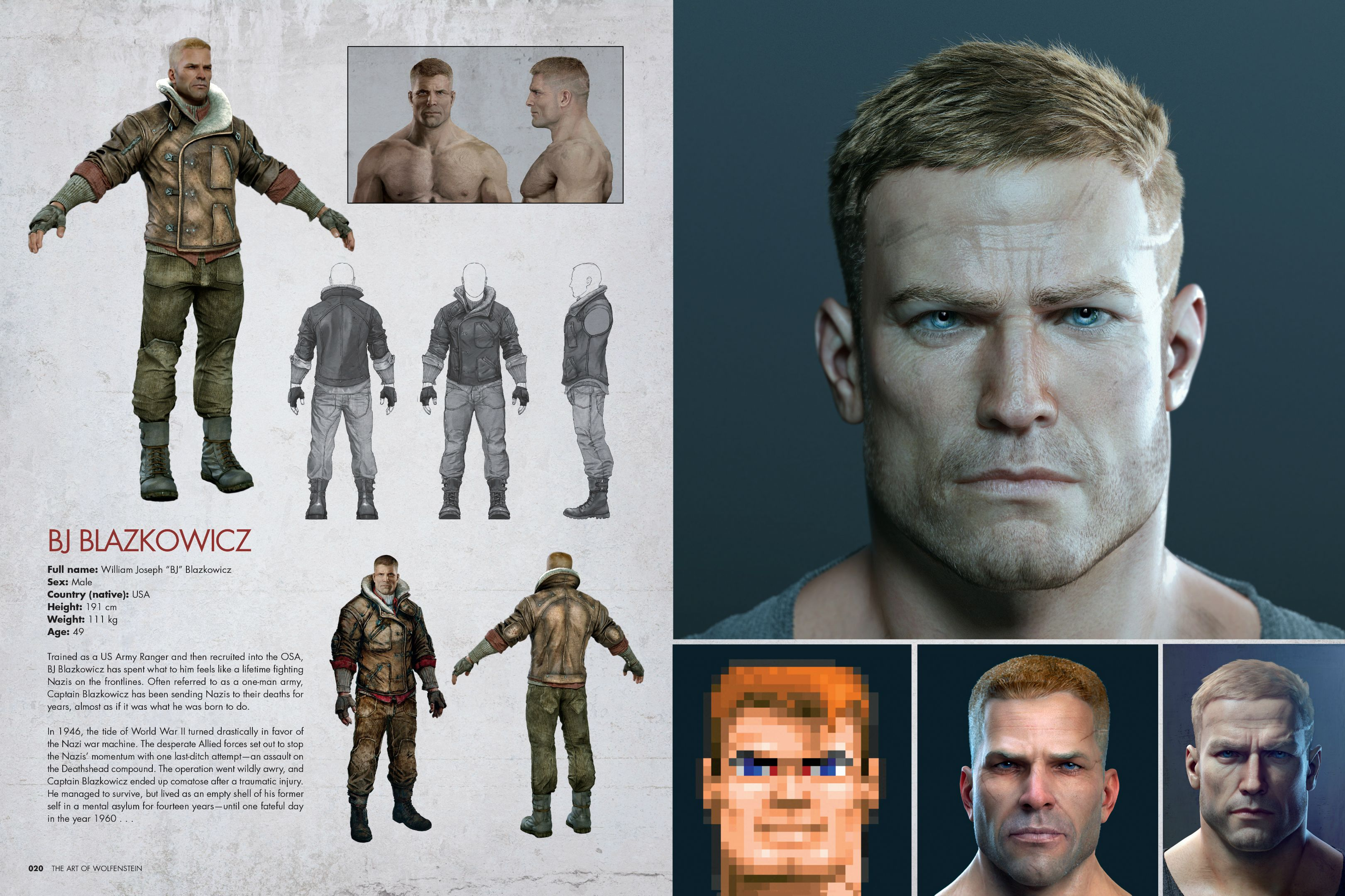 Screenshot for the game Wolfenstein: The New Order [Update 1] (2014) PC | RePack от R.G. Механики