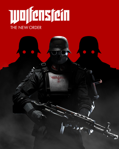 Poster Wolfenstein: The New Order (2014)