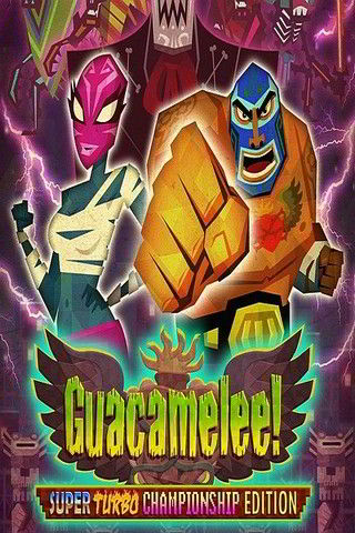 Poster Guacamelee! - Super Turbo Championship Edition (2014)