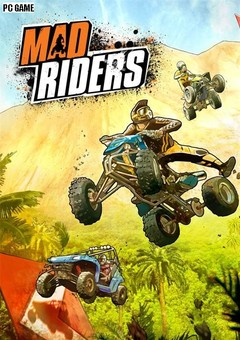 Poster Mad Riders (2012)