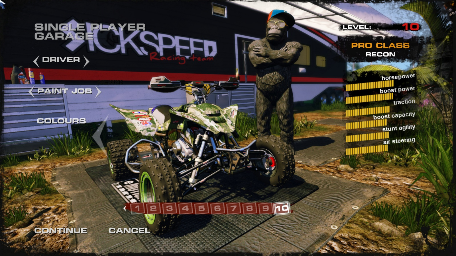 Screenshot for the game Mad Riders (2012) PC | RePack от R.G. Механики