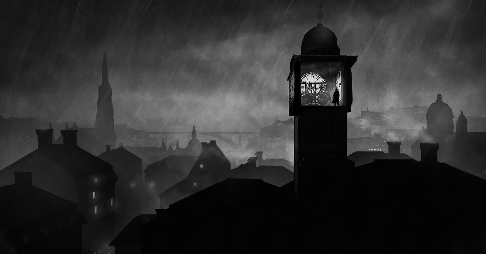 Screenshot for the game Calvino Noir (2015) PC | RePack от R.G. Механики
