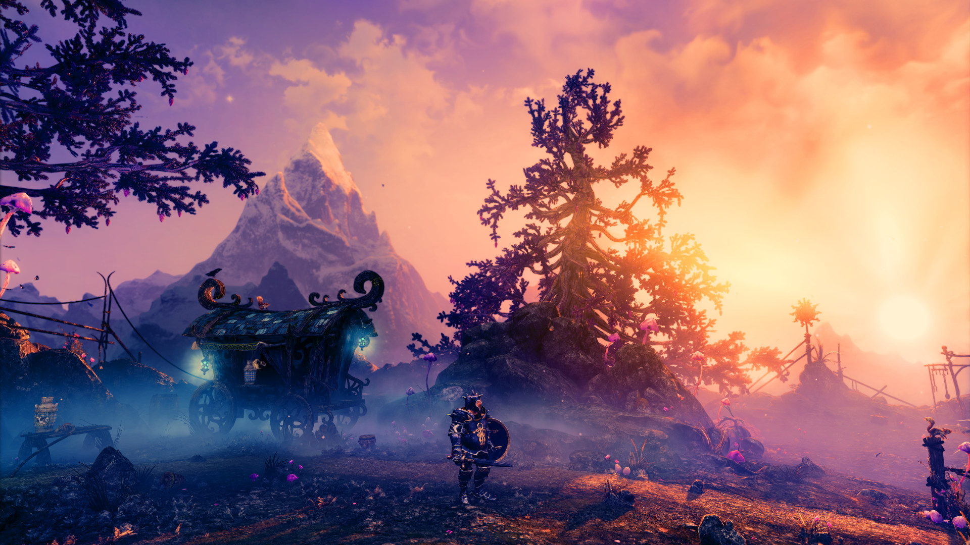 Screenshot for the game Trine 3: The Artifacts of Power [Update 1] (2015) PC | RePack от R.G. Механики