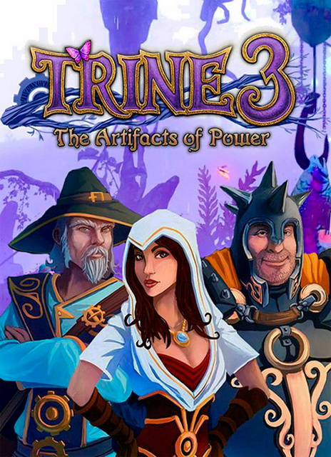 Cover Trine 3: The Artifacts of Power [Update 1] (2015) PC | RePack от R.G. Механики