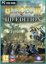 Poster Heroes of Might & Magic 3: HD Edition (2015)