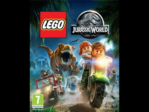 Poster LEGO: Jurassic World (2015)