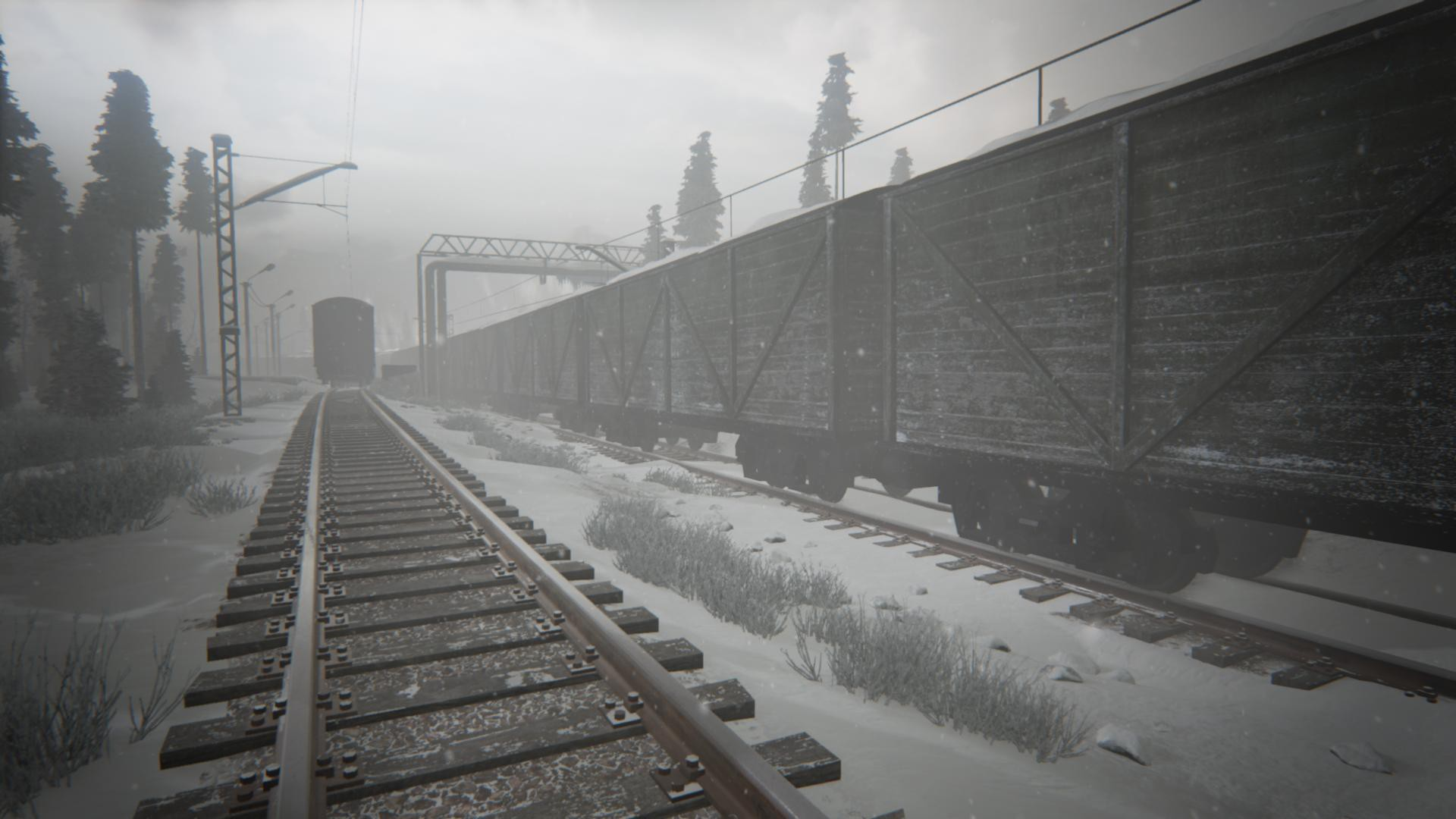 Screenshot for the game Kholat [Update 3] (2015) PC | RePack от R.G. Механики
