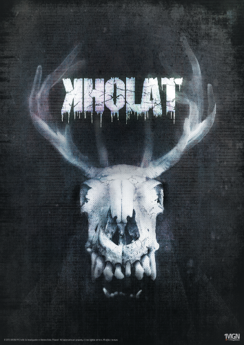 Cover Kholat [Update 3] (2015) PC | RePack от R.G. Механики