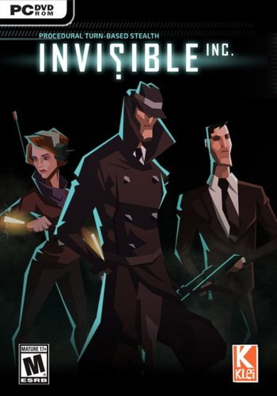 Cover Invisible Inc [Update 2] (2015) PC | RePack от R.G. Механики