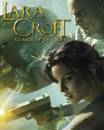Poster Lara Croft and the Guardian of Light (2010)