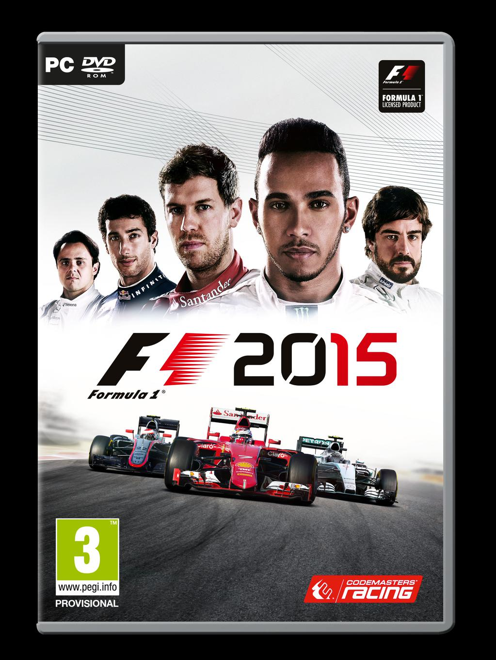 Poster F1 2015 (2015)