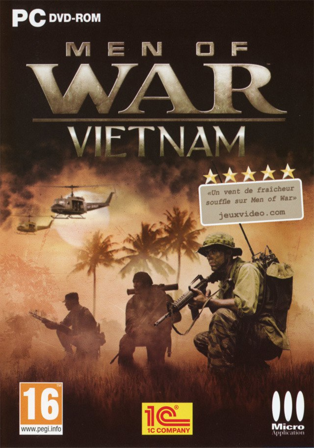 Poster Men Of War: Vietnam (2011)