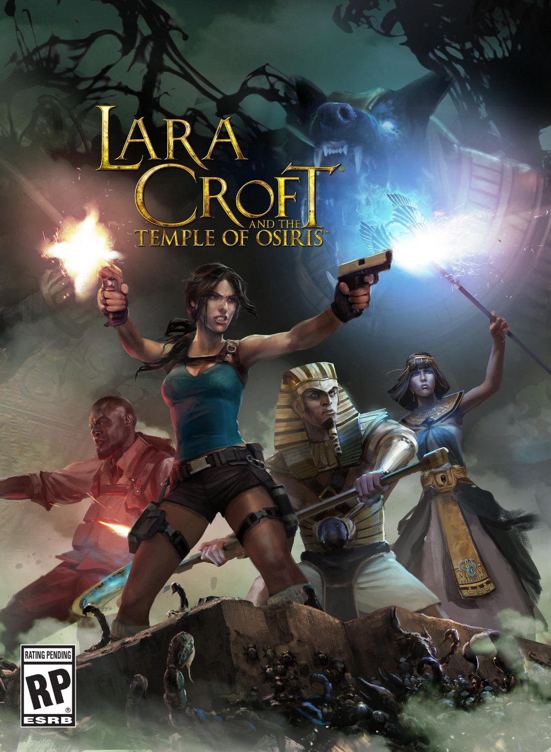 Poster Lara Croft and the Temple of Osiris (2014)