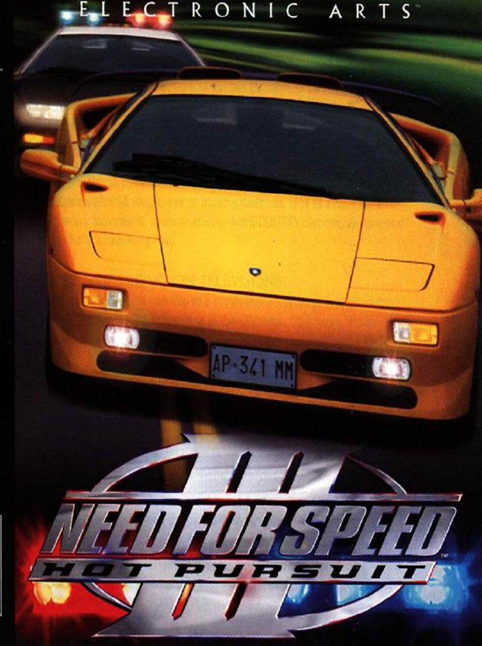 Poster Need for Speed III: Hot Pursuit (1998)