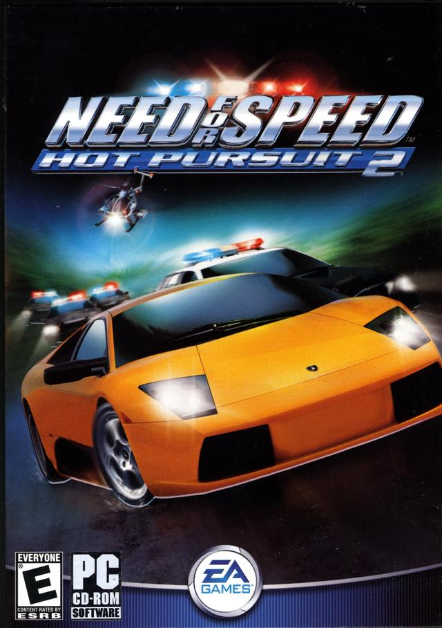Poster Need for Speed: Hot Pursuit 2 (2002)