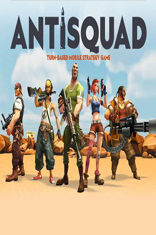 Cover Antisquad [v 1.9.1 + 5 DLC] (2014) PC | RePack от R.G. Механики