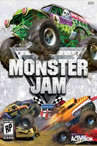 Cover Monster Jam Battlegrounds (2015) PC | RePack от R.G. Механики