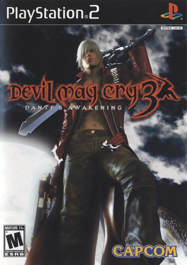Poster Devil May Cry 3: Dante's Awakening - Special Edition (2007)