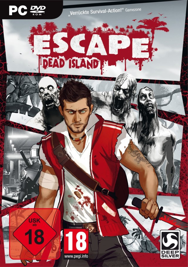 Cover Escape: Dead Island (2014) PC | RePack от R.G. Механики