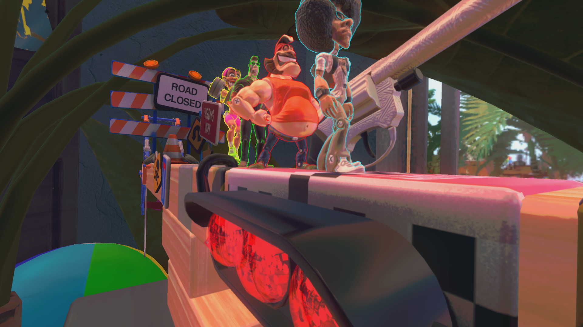 Screenshot for the game Action Henk (2015) РС | RePack от R.G. Механики