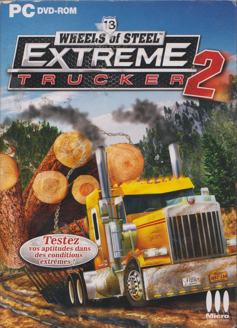 Poster 18 Wheels of Steel: Extreme Trucker 2 (2011)